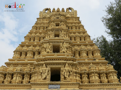 Shveta Varaha Swami Temple in Mysore Palace complex
