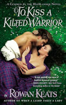Giveaway: To Kiss a Kilted Warrior