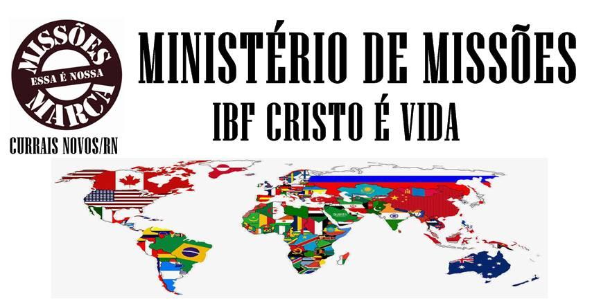 MINISTÉRIO DE MISSÕES CONSELHO MISSIONÁRIO