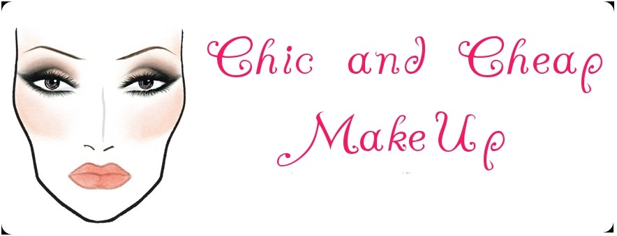 Chic and Cheap Make-up