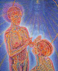Alex Grey  Healing Hands