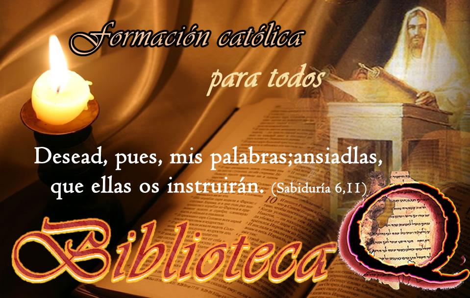 "Biblioteca Católica ""Qumran"""