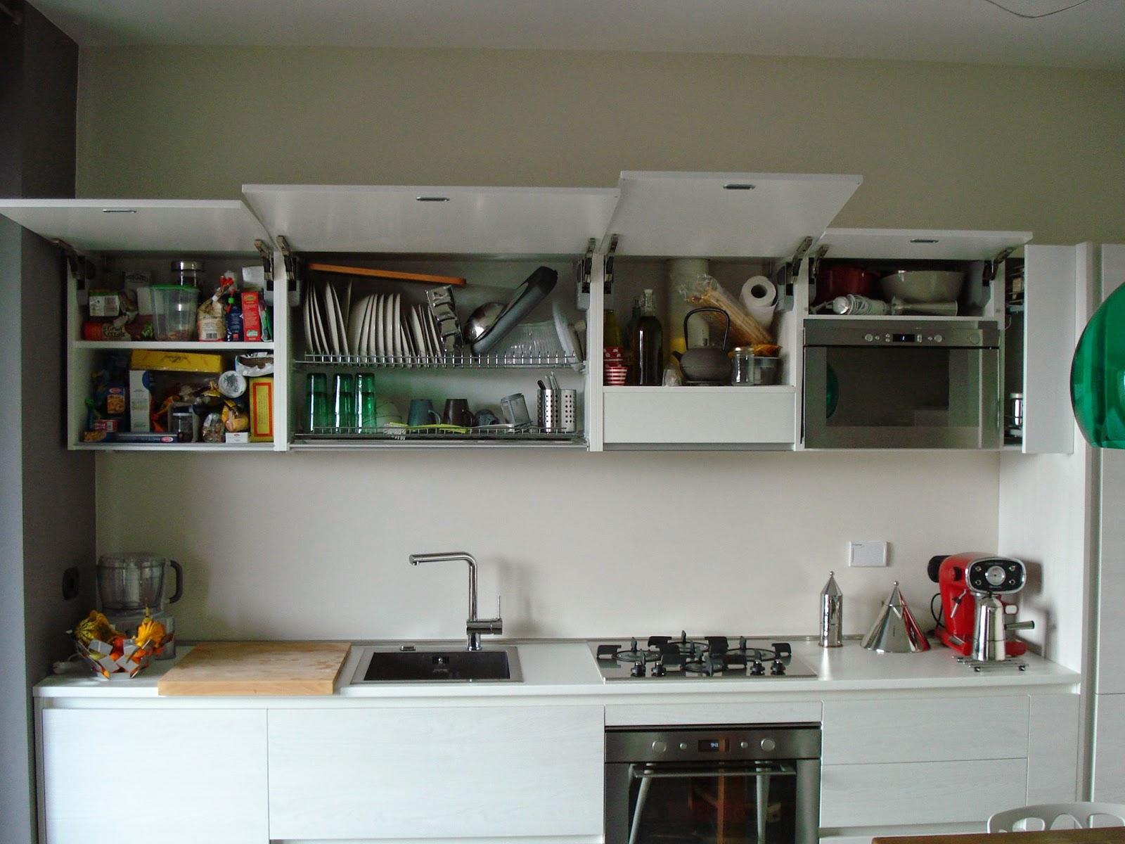 Forum progetto cucina lineare 3 45 mt - Mobile per lavastoviglie da incasso ...