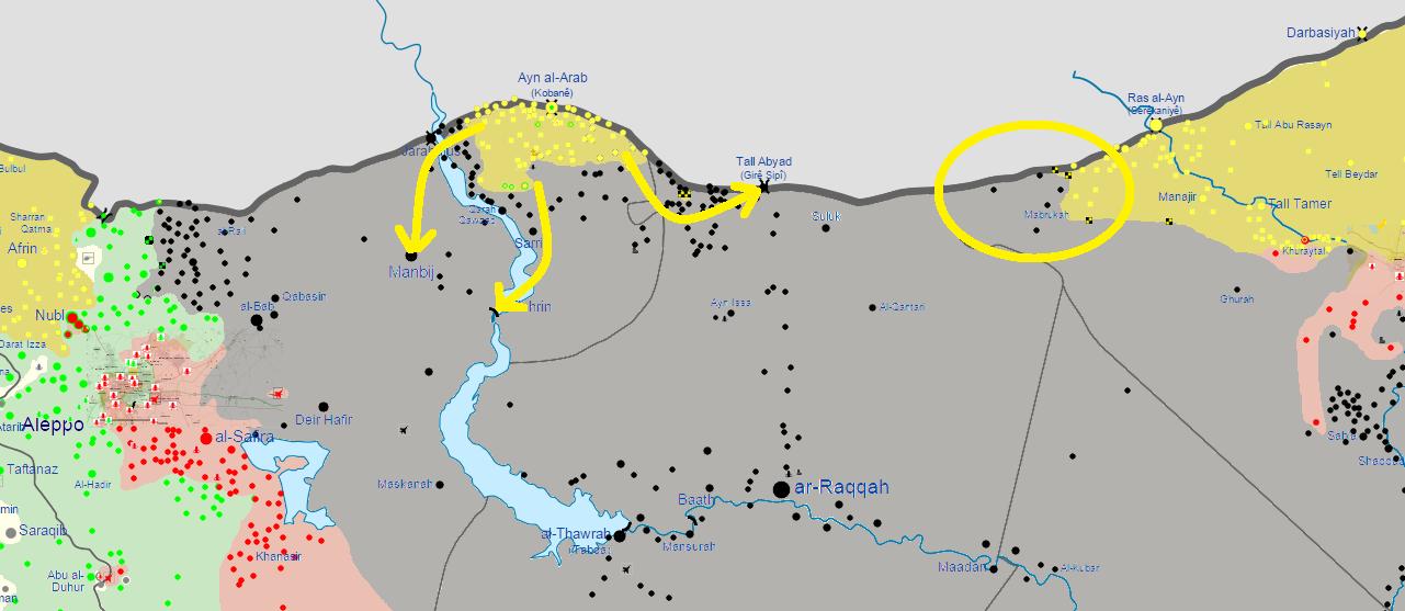Where Is Kobani Syria