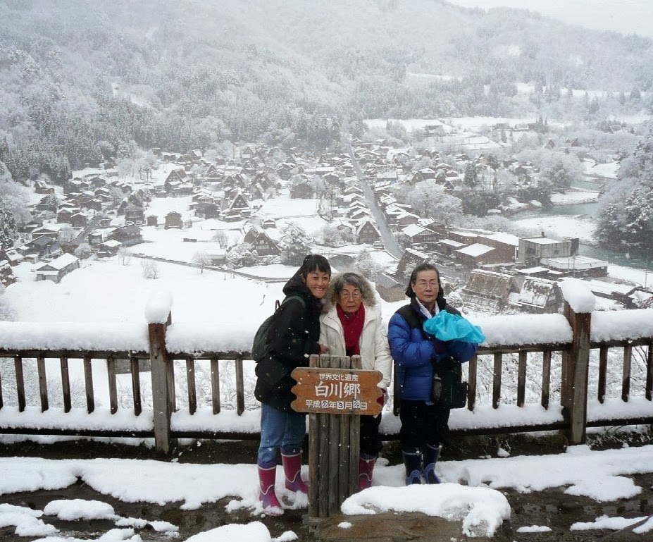 2010 Japan (Shirakawago)