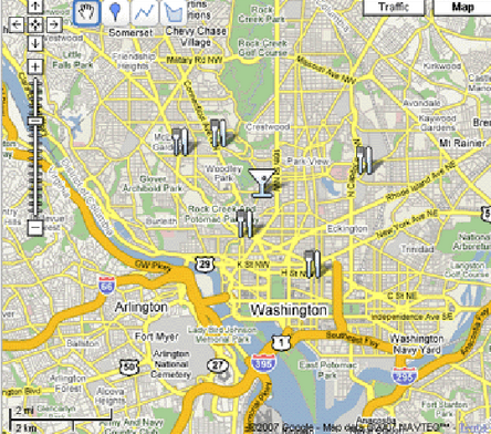 Google Map Telah Tersedia Di Jam Pintar