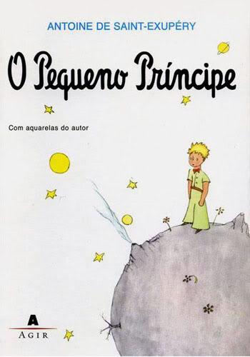Hora de Ler: O Pequeno Príncipe - Antoine de Saint Exupéry