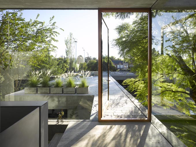 Located In Buenos Aires The L House By Architect Mathias Klotz And