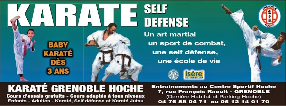 KARATE GRENOBLE HOCHE