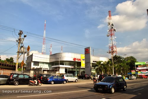Toyota Nasmoco Gombel – Setiabudi
