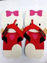 Model Hello Kitty Merah