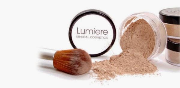 base de maquillaje de origen mineral
