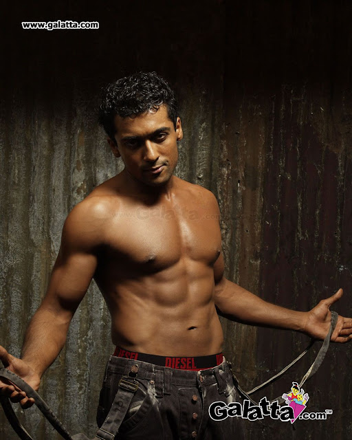 Actor Surya's 'Varanam Aayiram' Movie Stills 29