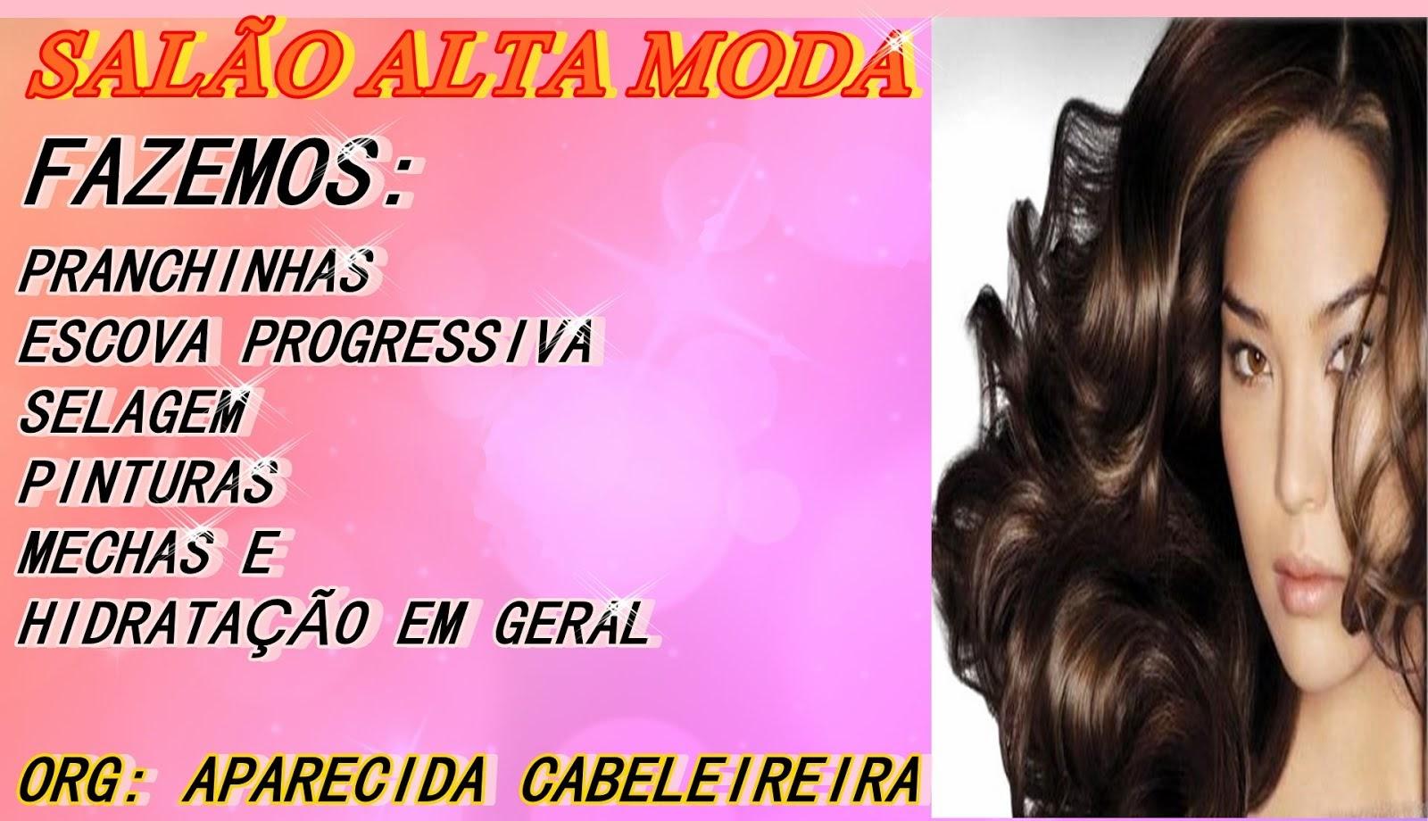 SALÃO ALTA MODA