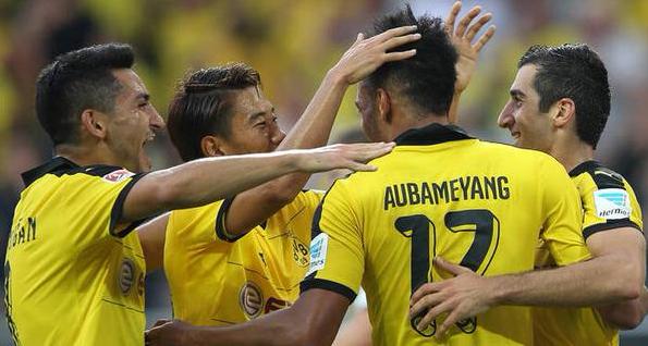 Dortmund sSukses Mendulang 3 Poin Dari Mgladbach