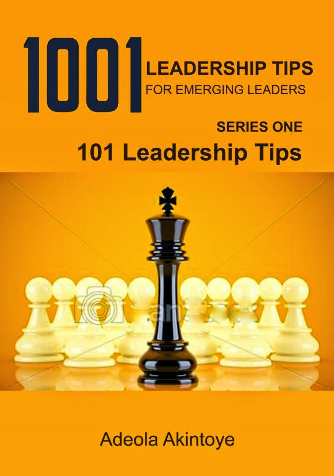 101 Leadership Tips
