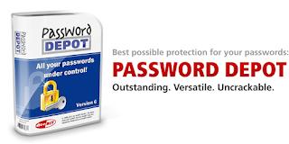 Password Depot لادارة كلمات السر واسترجاعها عند سرقتها password_manager.png