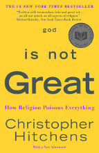 God Is Not Great by Christopher Hitchens book