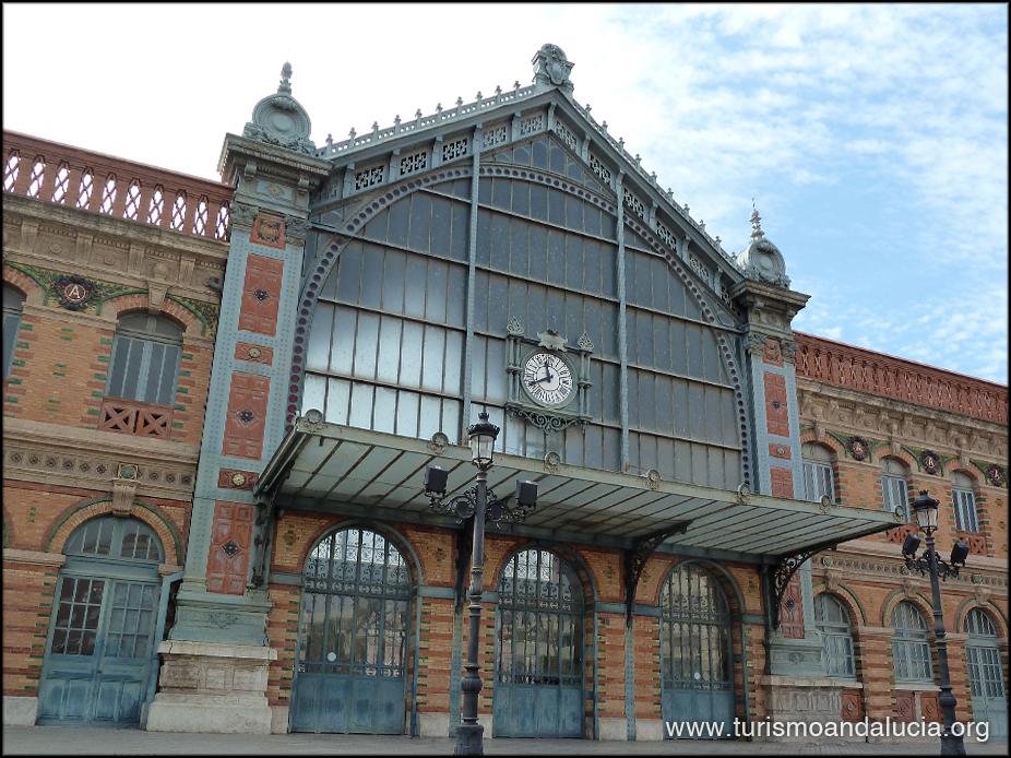 estacion tren almeria: