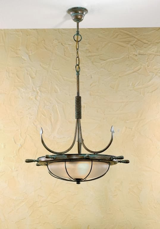 this ornate nautical pendant will enhance the style of any room beach theme lighting
