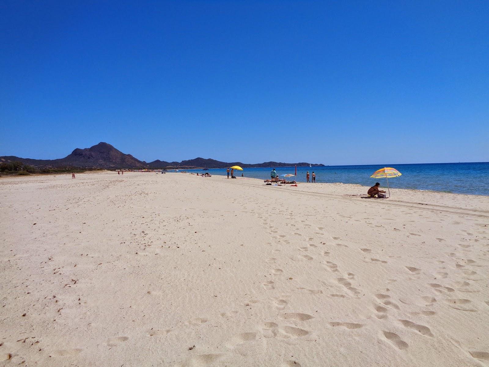 Non solo cucine isolane foto delle mie vacanze in sardegna - Spiaggia piscina rei ...