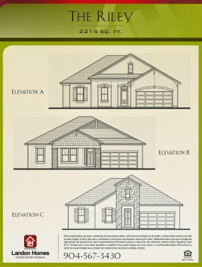 Landon homes building your dream house take a look at for Landon homes floor plans