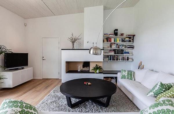Design Interieur France Villa Exotique Sur Lîle Suédoise