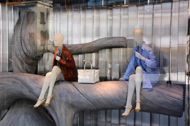 Shopping in Venice Prada