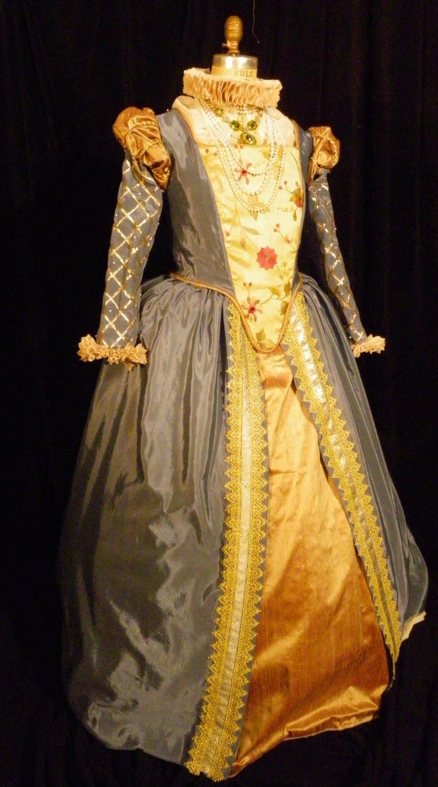 elizabethan era dresses - photo #6