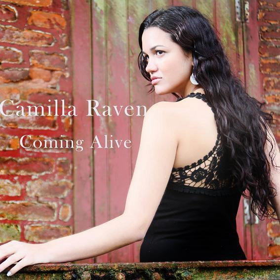 Album Review (Download) :  Camilla Raven - Coming Alive (EP) (2011)