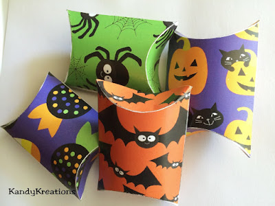 Get these free Halloween Pillow Box Printables for signing up for our Email Newsletter