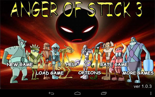 Anger of Stick 3 v1.0.4 Apk Mod [Dinero ilimitado]