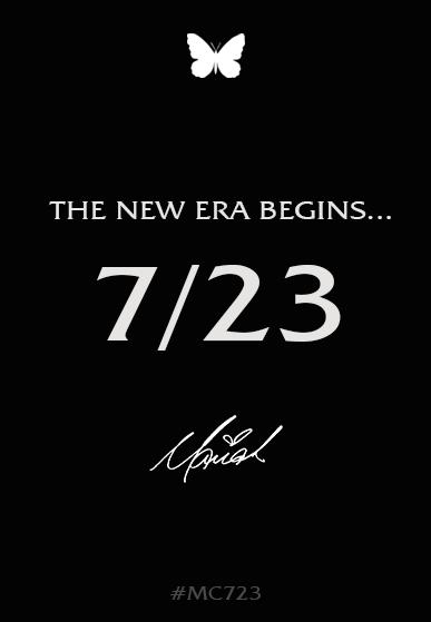 """mariah carey minaccia: la nuova """"era"""" comincia il 23 luglio"""