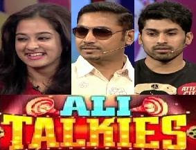 Ali Talkies Comedy Show -E30- 06th Feb with  Nanditha, Sridhar,Abijith