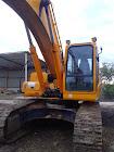 Excavadoras giratorias de cadenas