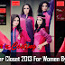 Latest Winter Closet 2013 For Girls By Abraaj | Rampaffair Casting | Evening Party Wear 2013 By Abraaj