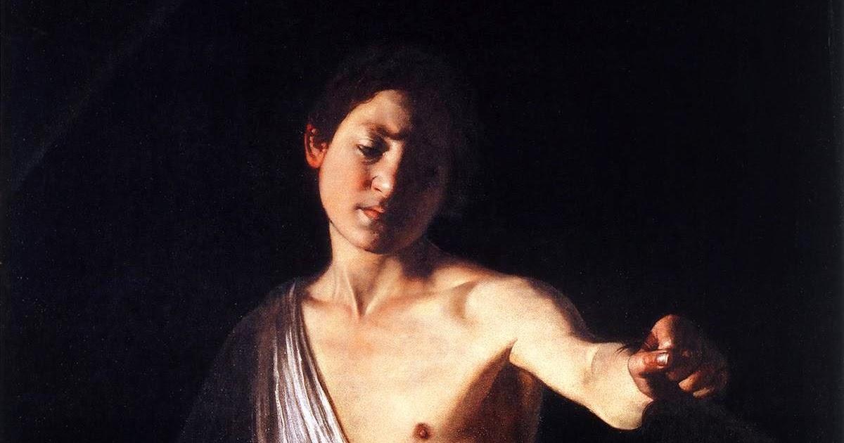 mango pudding 璇璣懸斡,晦魄環照: Caravaggio : David with the Head ...