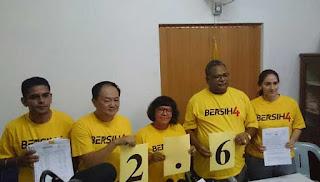 Bersih 2.0 dedah akaun RM2.6 juta, cabar Najib buat sama