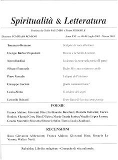 Recuperi/31 - AA.VV., Spiritualità & Letteratura, n. 49