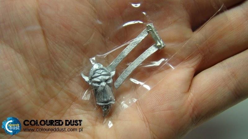 Orohg Broken Fang (Andrea Miniatures)