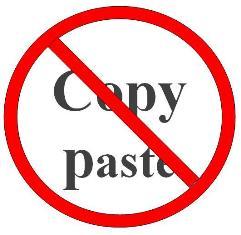 Tips & Tricks - Cara agar web blog tidak bisa di copy paste