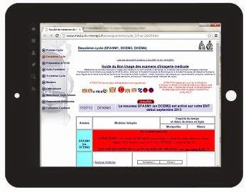 Cours de medecine en ligne fqculte montpellier