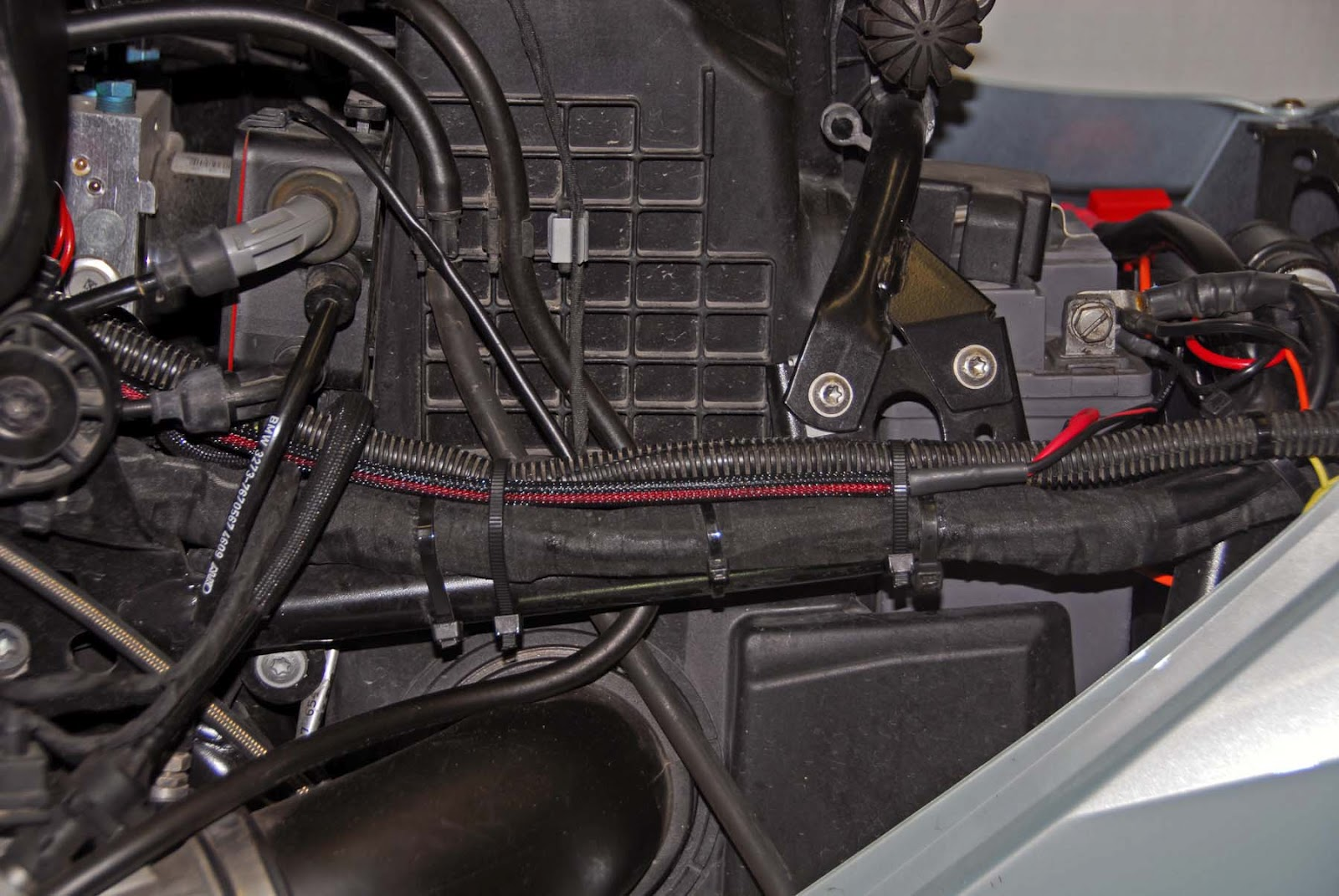 Blaine U0026 39 S 2010 R1200rt  Clearwater Glenda Led Install On
