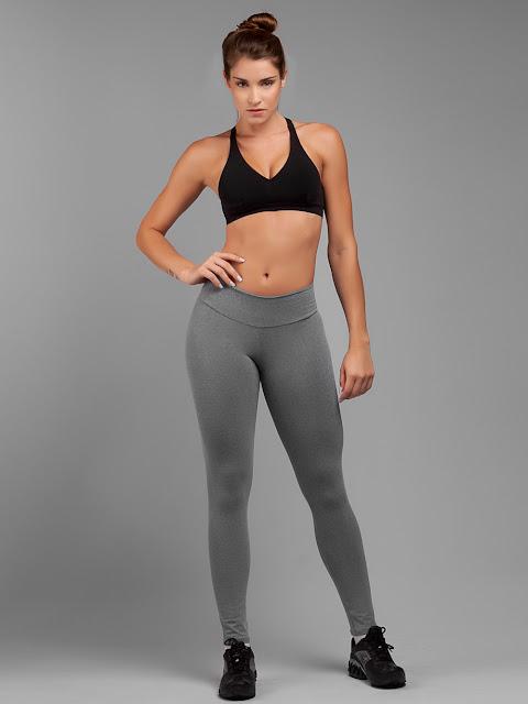 Moda fitness: O que devo usar na academia?