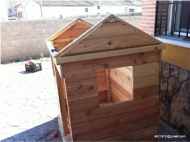 Como hacer una casa de madera imagui for Hacer casas