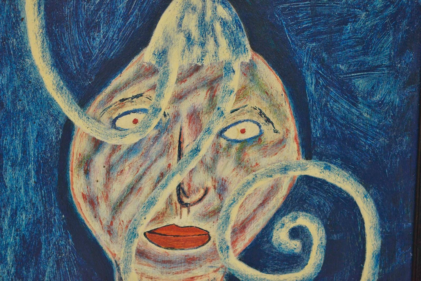 azul para Amarneciendo