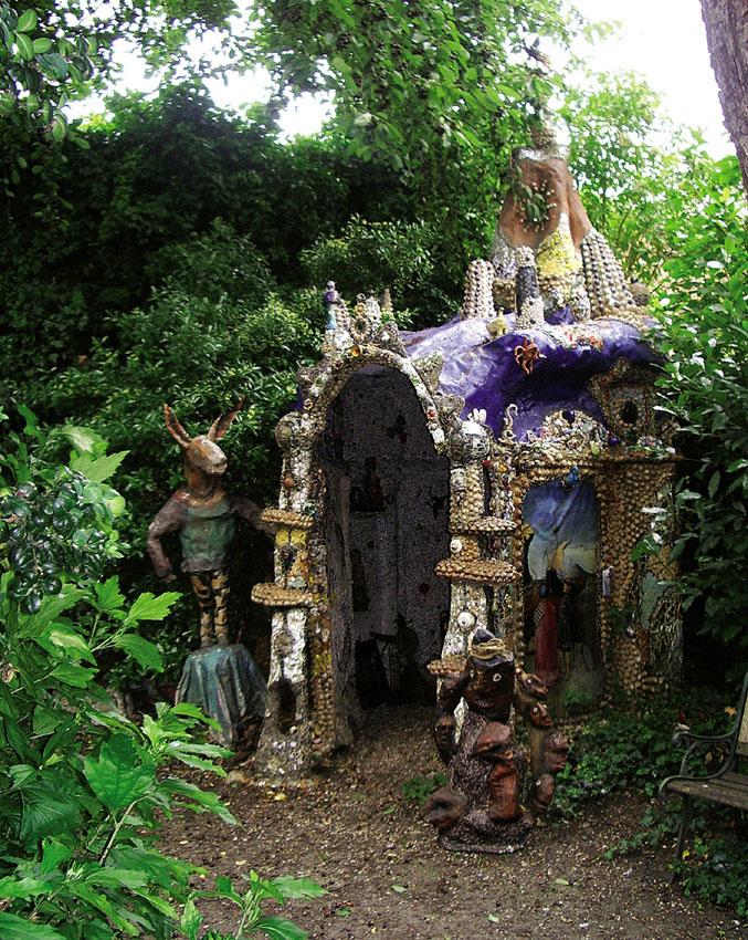 Jean michel chesn le blog la grotte et le jardin for Jardin singulier 2015