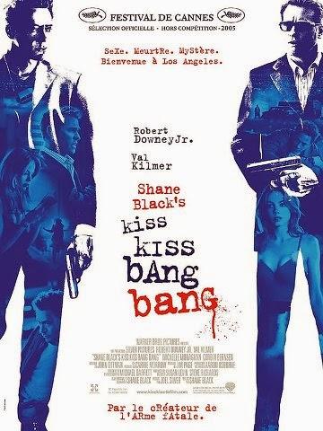 Regarder Kiss Kiss Bang Bang en streaming