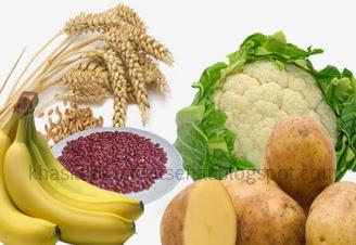 20 Makanan yang mengandung karbohidrat alami