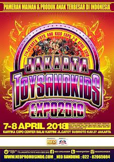 TOYS & KIDS EXPO 2018
